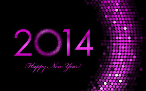 Happy New Year - 2014